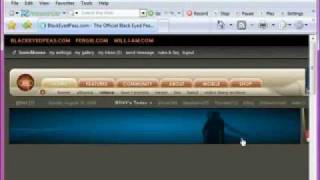 Black Eyed Peas music: How to download music videos (video tutorial)