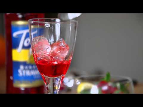 Lipton Iced Tea | Strawberry Sangria
