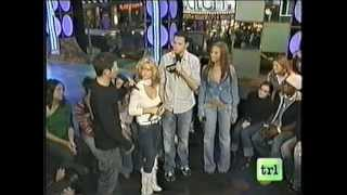 Mtv Jingle Ball Nick & Vanessa Lachey Jessica Simpson