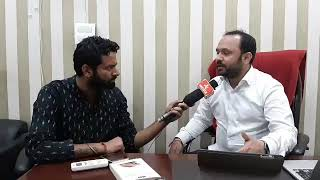 Ankur Sharma on dropping of Gita and Ramayan from Educational Institutions of J&K.