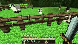 Minecraft Lets Play Ep 6: Goat Sex!