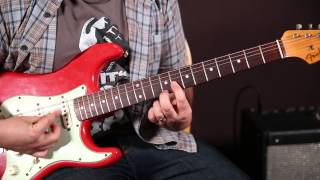 How To Play Killer Blues Guitar Double Stops