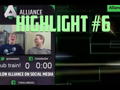 Armada Stream Highlight #6! ft. Android, Rocky, and Humpe
