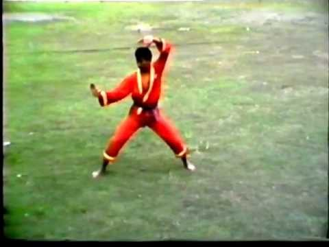 Pencak Silat Indonesia 1975 techniques part4 Image 1