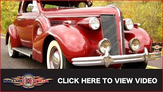 1937 Buick Special Coupe (SOLD)