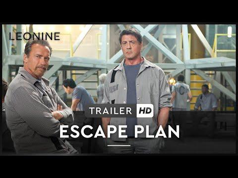 ESCAPE PLAN Trailer deutsch/german (Kinostart: 14.11.2013)