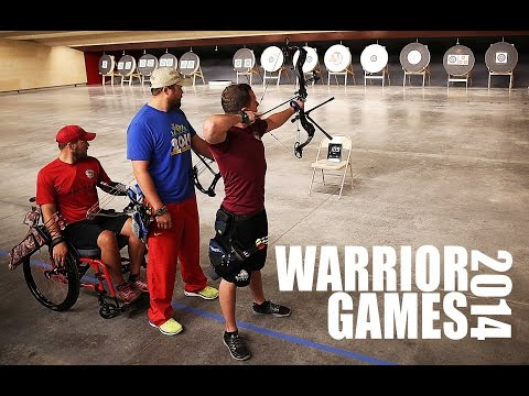 Exclusive Short Documentary: Marines Prepare for Warrior Games