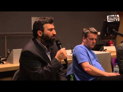 Omar Deghayes - Guantanamo Bay ex-detainee guest talk 2013 - University of Sussex