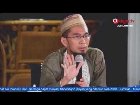 Tanya Jawab Keislaman Full LAMPUNG  -Ust Adi Hidayat Lc,MA-