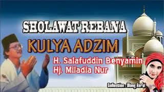 Qulya Adzim Sholawat Rebana Miladia NurPutri H Salafudin Benyamin