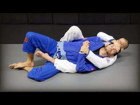 How To Choke From The Back & Hand Fighting Strategies - Total Back Control Online Course