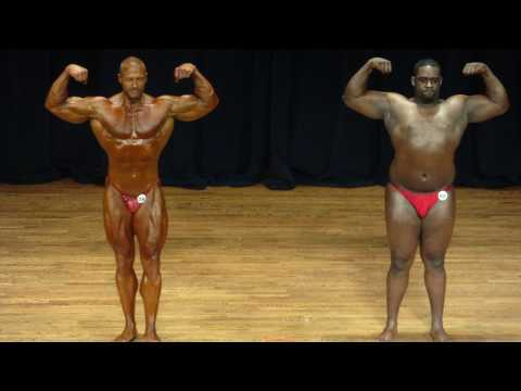 Battle At The River 2009-Super Heavyweight Pre Judging-Matt Davis Pre Judging
