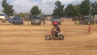 Moto X Bros First time out