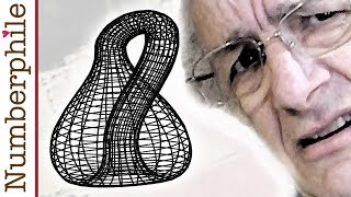 The man with 1,000 Klein Bottles UNDER his house - Numberphile