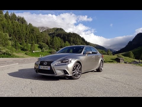 lexus is 300h f sport 2013 test drive by youtube. Black Bedroom Furniture Sets. Home Design Ideas
