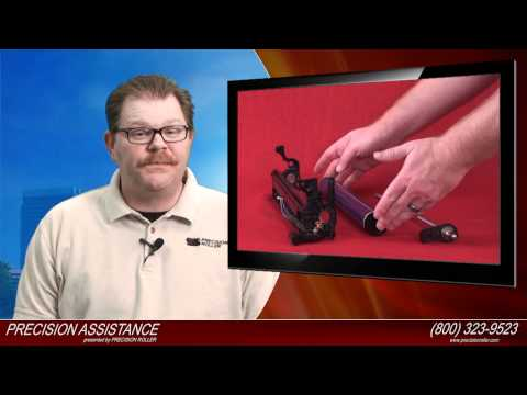 Ricoh Aficio MP C2500 Drum and Blade Kit Video Instructions