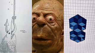 Amazing 3D Drawing and emoji art and design simple 3D art & drawing