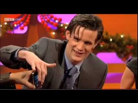 Matt Smith on The Graham Norton Show