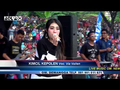 VIA VALLEN KIMCIL KEPOLEN New Dewangga Live Yamaha Motor Show Mijen Semarang