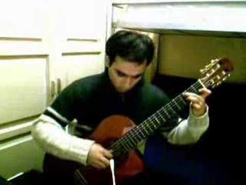 Capricho Arabe Francisco Tarrega