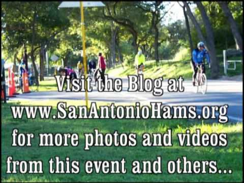 2009 Tour De Gruene Video by Hill Country REACT Team