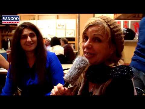 VANGOO TV : | TRIBUTO A FERNANDO PESSOA | Interview d'Angela MOTA par Miryam BERNARDES |