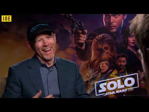 Ron Howard reveals Tom Hanks wanted to be a stormtrooper in Solo: A Star Wars Story!