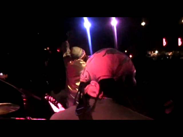Capleton LIVE at B.B. Kings in NYC pt. 2