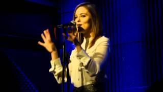 Anna Nalick - All My Colors - Londonderry, NH 3/9/14