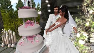 Ufo & Lia Second Life Wedding - 7.30.17
