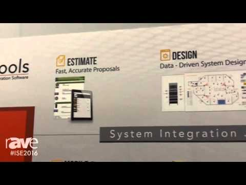 ISE 2016: D-Tools Discusses SI 2016 Software for System Integrators