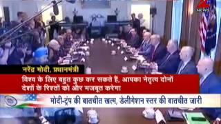 Ten big things in PM Modi - President Trump meeting at White House