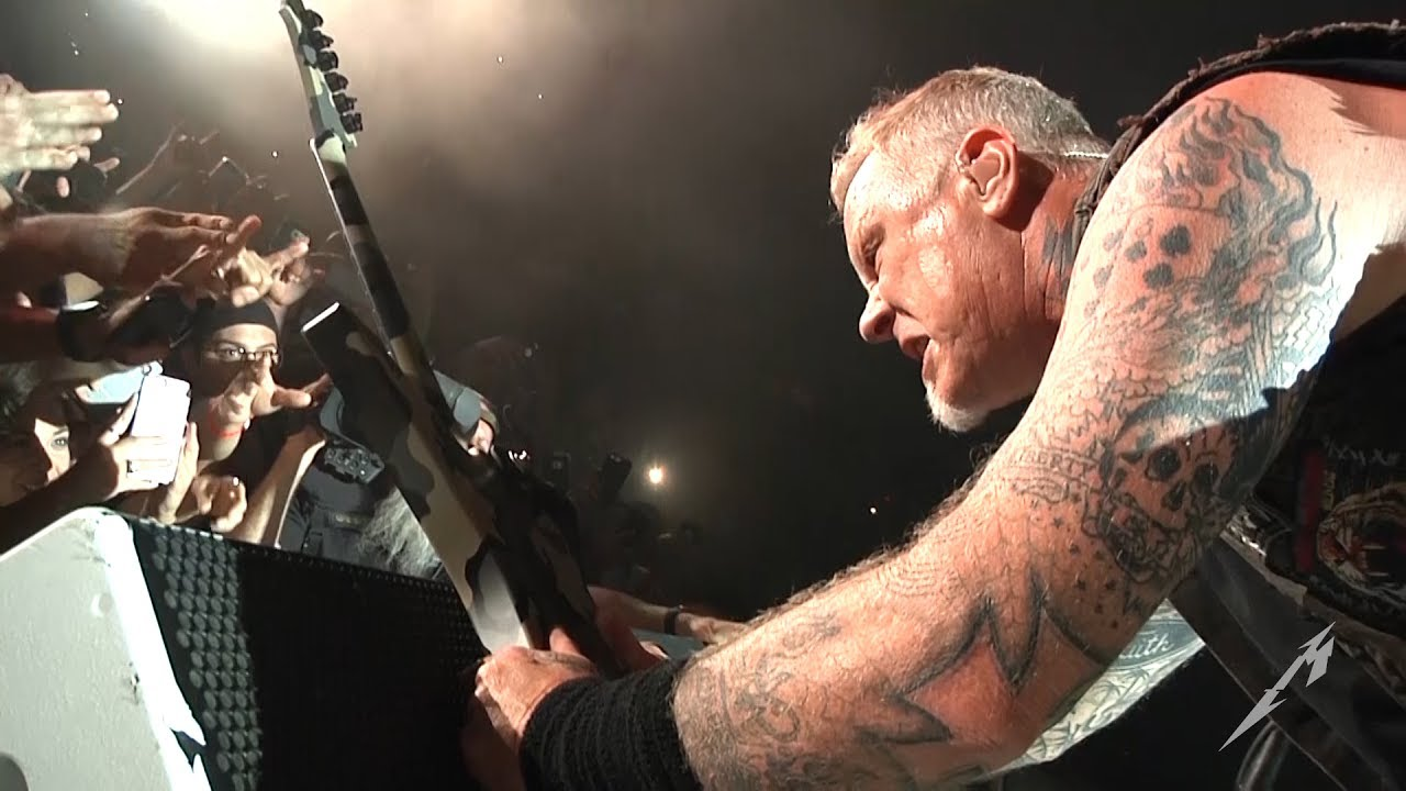 Metallica: Sad But True (MetOnTour - San Antonio, TX - 2017)