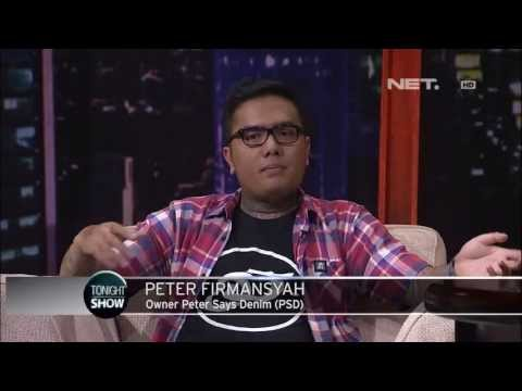 Tonight Show - Peter Firmansyah - Peter Says Denim video