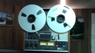 Teac A-3300SX Reel to Reel 2 Track