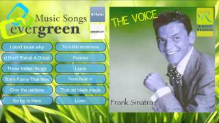 Frank Sinatra -- The Voice Remastered Full Album