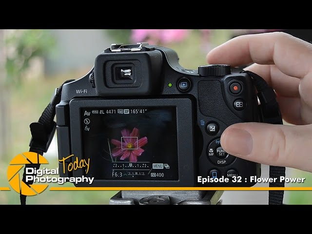 Episode 32 - Flower Power [Digital Photography Today]