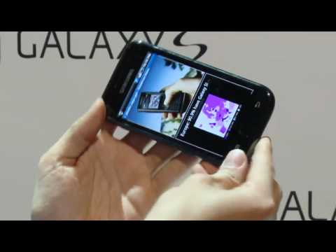 Samsung Galaxy S - Official Demo