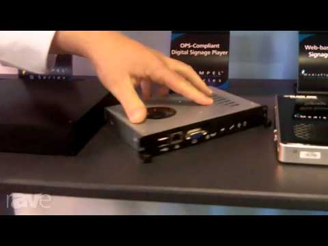 InfoComm 2013: Black Box Demos iCompel