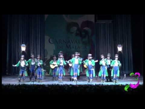 MÁLAGA COAC 2014 PRELIMINARES - EL CALLEJÓN DE LOS LOCOS
