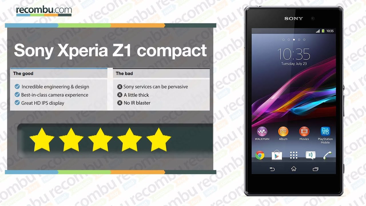 may also sony xperia z1 compact review youtube