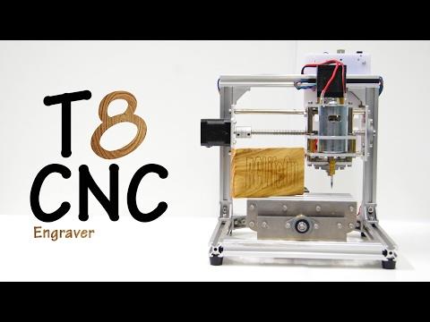 T8 CNC Engraver Machine - Full Review