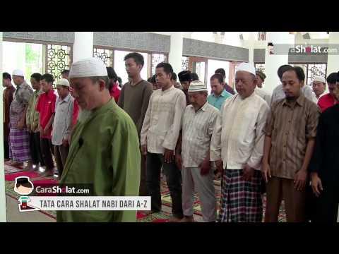 31. Video Cara Shalat: Tumakninah Ketika Sujud - Panduan Shalat Sesuai Nabi