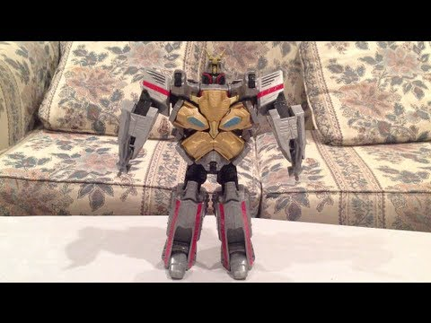 Gosei Ultimate Megazord Review [Power Rangers Megaforce]