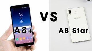 So sánh Galaxy A8 Star với A8+, nên chọn máy nào - Nghenhinvietnam.vn