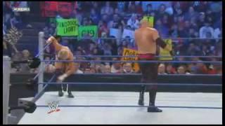 Kane vs Dolph Ziggler - Smackdown 08/01/10