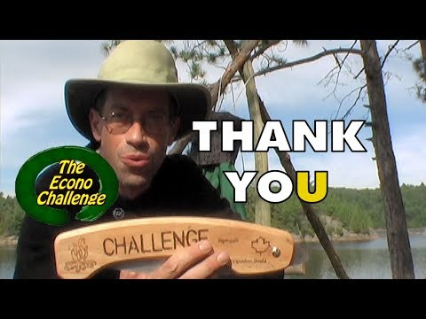 EnjoyTheWildUSA Amazing Wilderness Camp / Hammock Chair -- Video Response