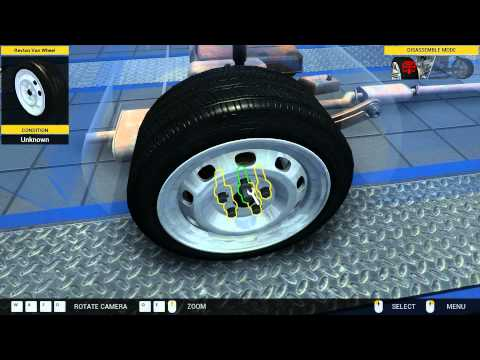 Car mechanic Sim 2014 day 3 and into garage 3