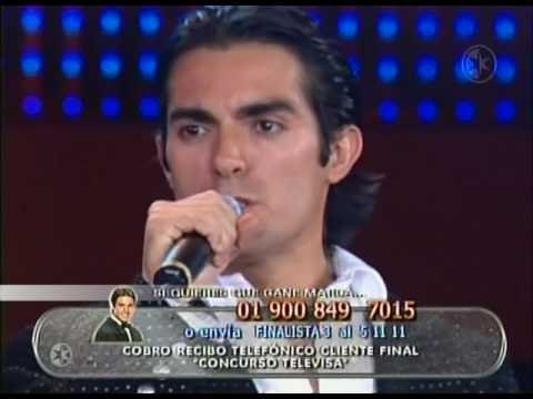 Ernesto D`Alessio  - la fuerza del corazon (Live)