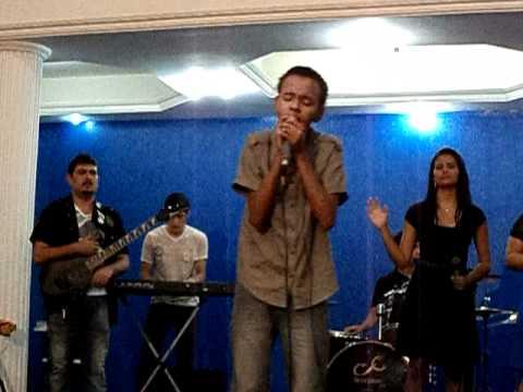 Jotta-A cantando Agnus Dei em Fortaleza-Ce